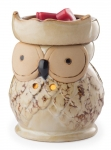 Owl Illuminating Tart Warmer
