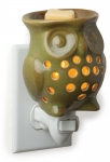 Owl Plug in Tart Warmer