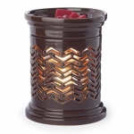 Chevron Bulb Warmer