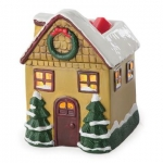 Christmas Cottage Fragrance Warmer