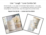 Special Illumination & Plug In Combo Live, Laugh, Love